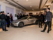 Aston Martin DB10 Sells for £2.4 Million for Charity 1