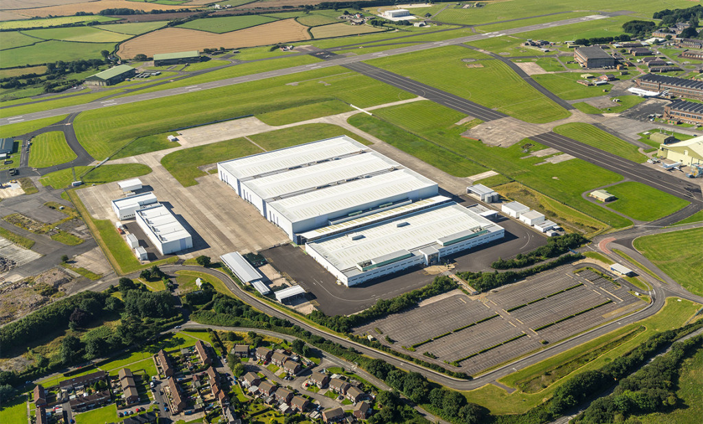 Aston Martin Investments St Athan