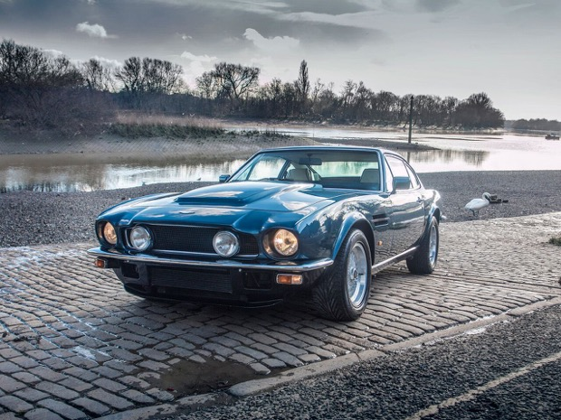 Spectacular Seven Aston Martins To Grace London Classic Just British