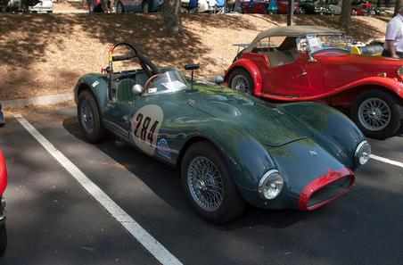 Atlanta British Motorcar Day Just British - Classic car show atlanta