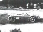 Austin Healey in NZ GP 2