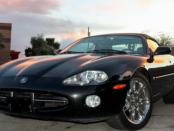 Barrett Jackson Auction Jaguar XK 10K Question