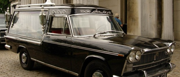 Beaulieu Spring Autojumble - Classic Hearse Register
