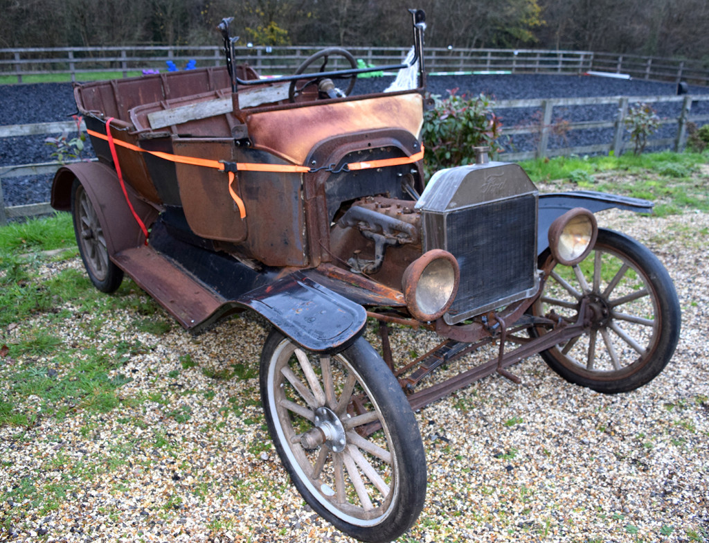 Beaulieu Spring Autojumble - Ford Model T Practical Classics