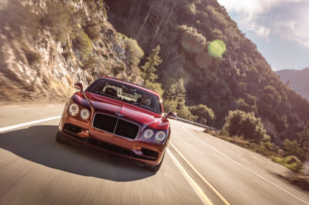 Bentley Flying Spur V8 S (1)