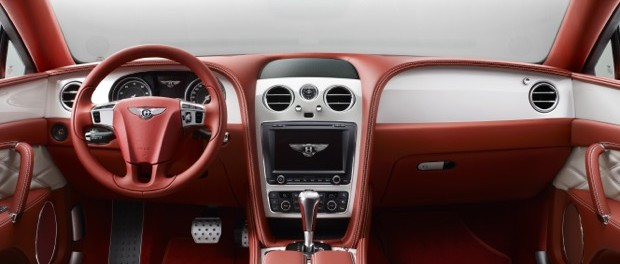Bespoke Mulliner features make debut in Flying Spur