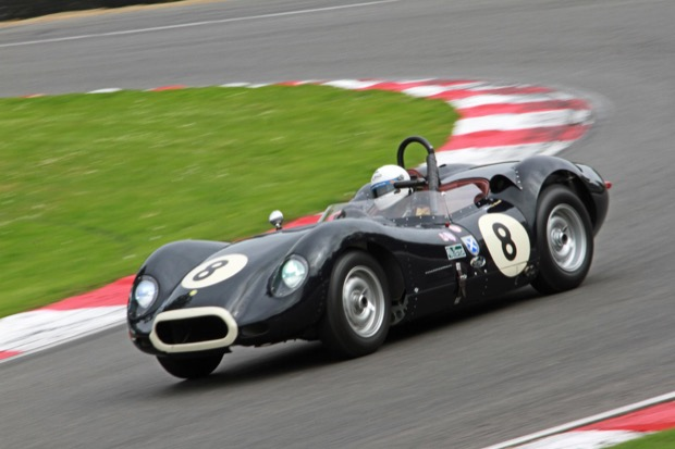Brian Lister Cup Awarded for incredible racing comeback 2