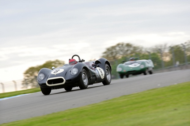 Brian Lister Cup Awarded to Tony Wood for incredible racing comeback