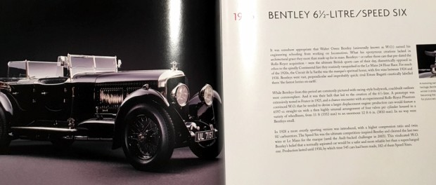 British Auto Legends - Classics of Style and Design - Bentley