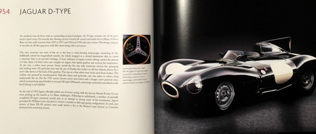 British Auto Legends - Classics of Style and Design - Jaguar D Type