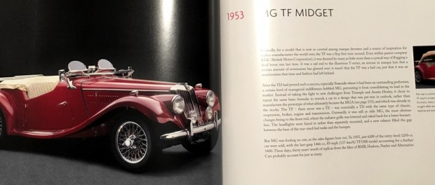 British Auto Legends - Classics of Style and Design - MGTC