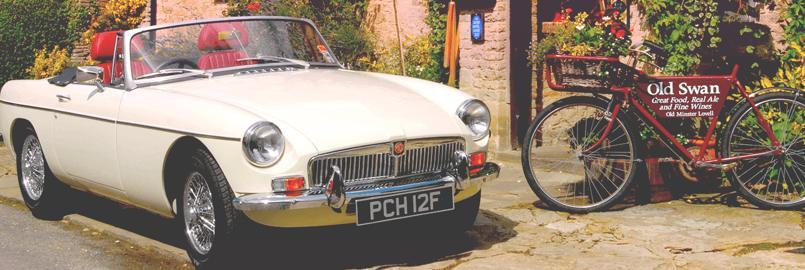 British Motor Heritage Representation at Race Retro