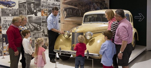 British Motor Museum opens with New Look