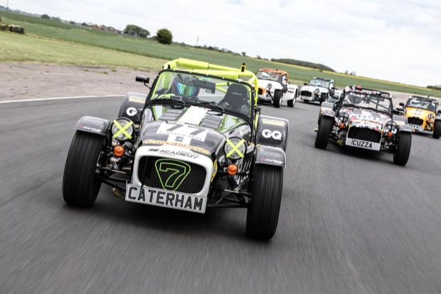 City Magazine Caterham Academy Media Partner