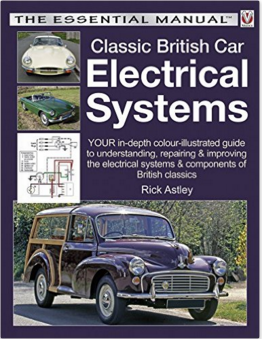 Classic British Car Electrical Systems - Book Review