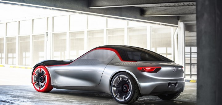 Could An MG Partnership Bring The Opel GT Concept To Life