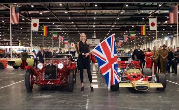 Jodie Kidd Classic Six Nations Cup