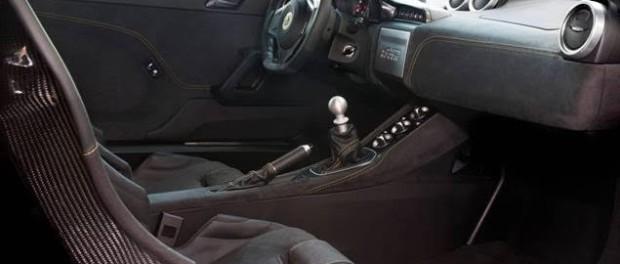 Lotus Evora Sport 410 Interior