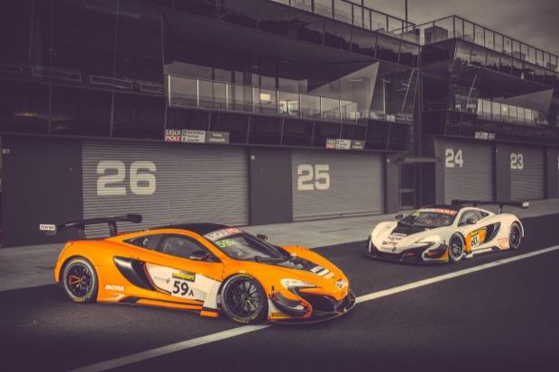 McLaren 650S GT3 Bathurst 12hr 2016 0088