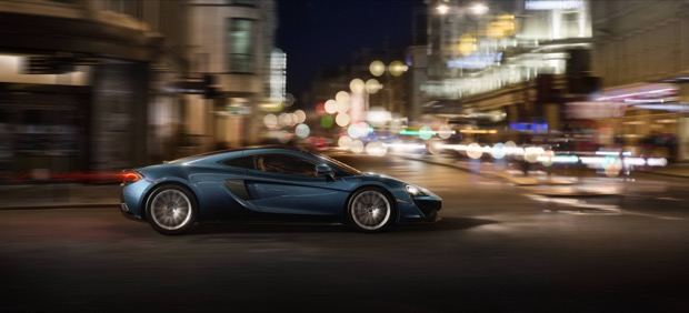 McLaren extends the appeal of the Sports Series with the 570GT
