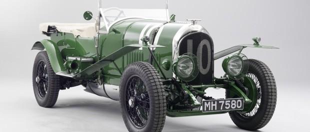Number 10 Bentley 1