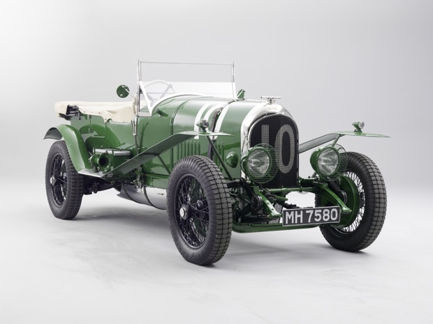 Number 10 Bentley 1