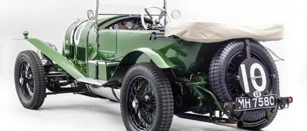 Number 10 Bentley 3