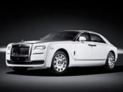 ROLLS-ROYCE MOTOR CARS UNVEILS GHOST 'ETERNAL LOVE' COLLECTION TO CHINA