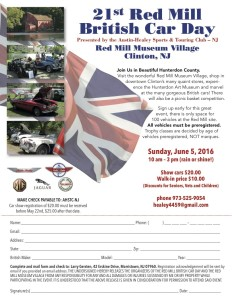 Red Mill Registration 2016