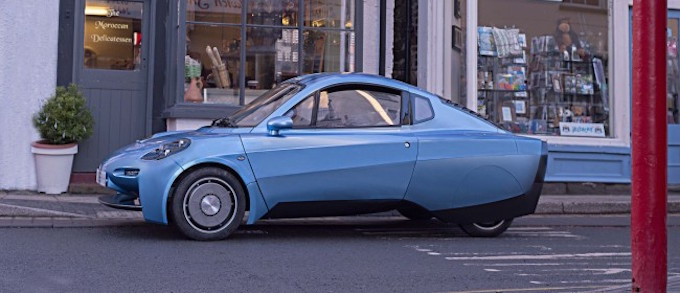 Riversimple Rasa - Photography By Anthony Dawton