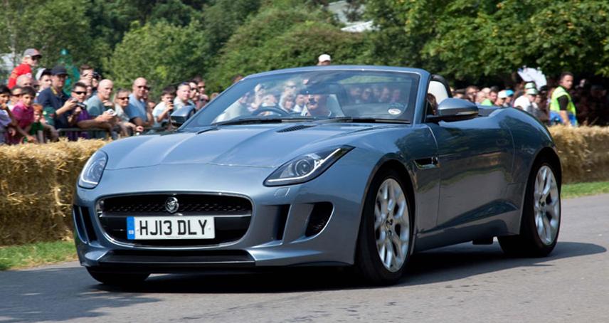 Simply Jaguar - F-Type