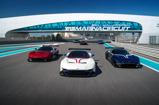 Special delivery for Aston Martin Vulcan customers