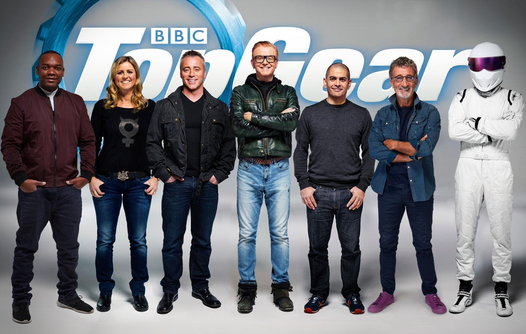 Top Gear Hosts Announced