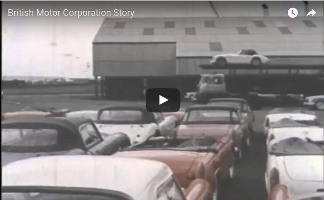 VotW - The British Motor Corporation Story