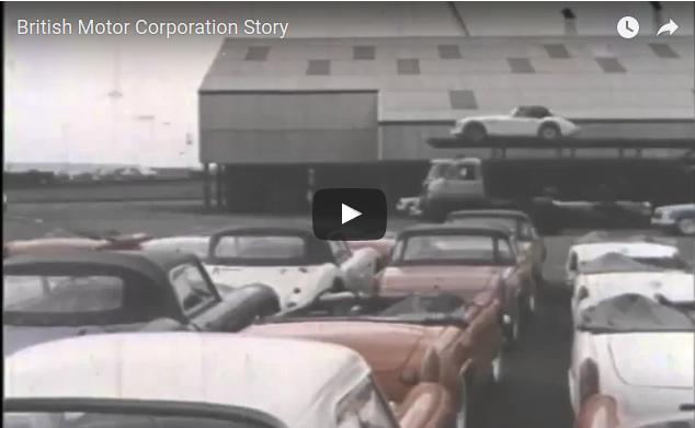 VotW - The British Motor Corporation Story