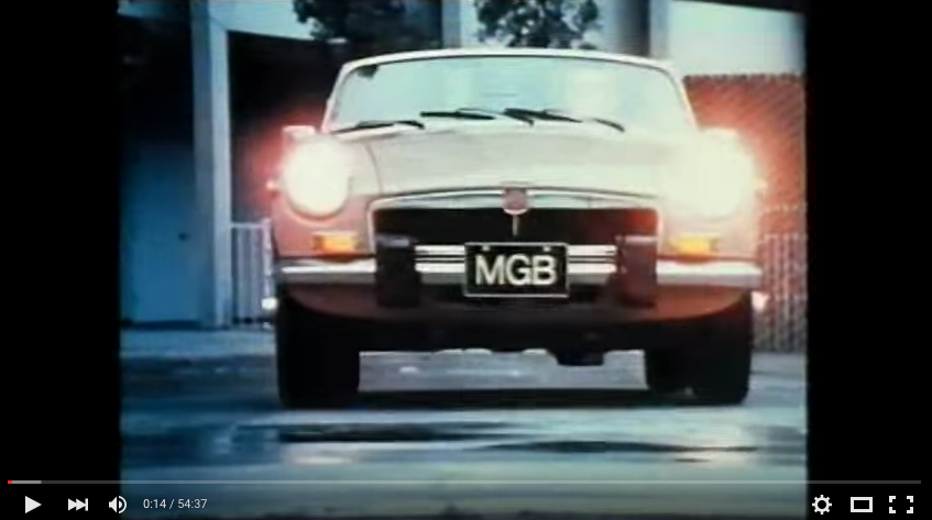 VotW - The MGB Video