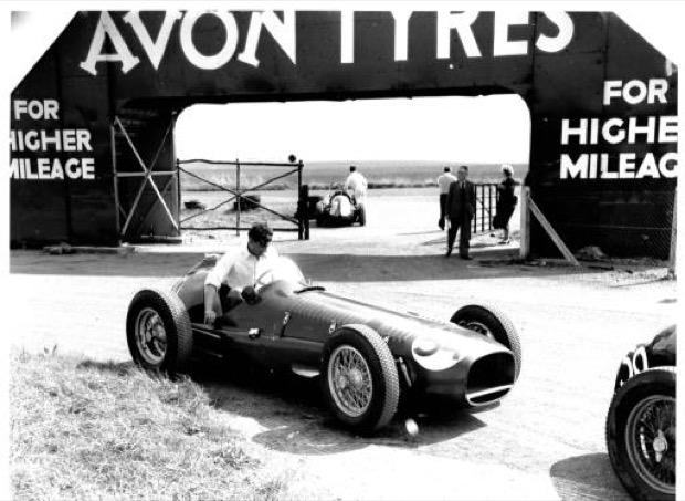 1954 Ron Flockhart BRM