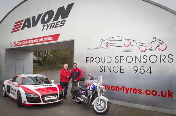 2016 Avon Tyres bridge Castle Combe