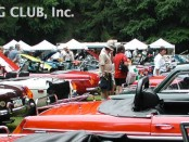 23rd Annual British Motorcar Gathering