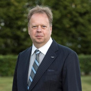 Aston Martin CEO Andy Palmer Joins Select Team of GREAT British Ambassadors