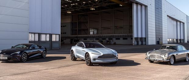 Aston Martin Launches Recruitment Program