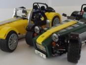 Caterham Super Seven Coming to LEGO