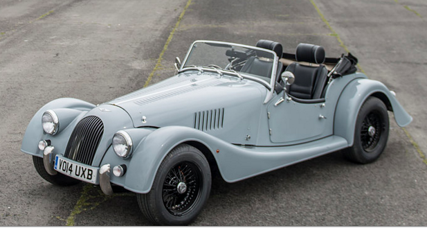 Christopher John LTD Announces New Morgan Dealership