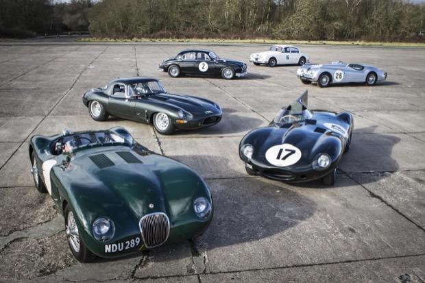 Jaguar Classic Range
