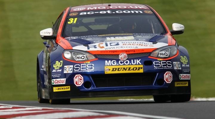 MG Triple Eight Racing BTCC Lineup