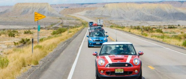 MINI USA OPENS REGISTRATION FOR MINI TAKES THE STATES 2016 AND ANNOUNCES OFFICIAL CHARITY PARTNER