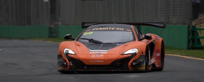 McLaren 650S GT3 F1 Cropped