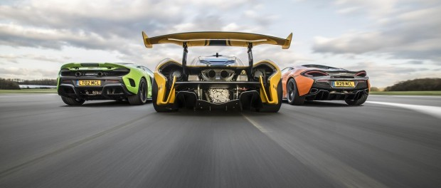 McLaren named Manufacturer of the Year by BBC Top Gear Magazine
