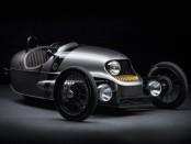 Morgan Launches EV3 Electric Three-Wheeler