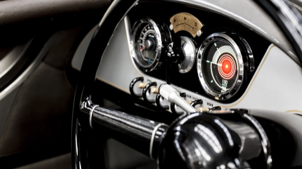 Morgan Launches EV3 Electric Three-Wheeler - Dash